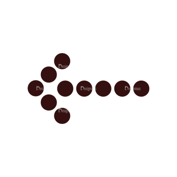 Arrows Vector Elements Set 1 Vectorarrow 03 1