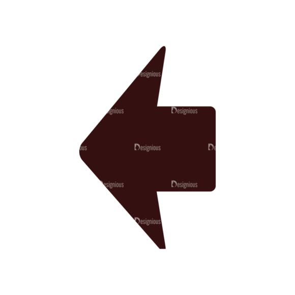 Arrows Vector Elements Set 1 Vectorarrow 08 Clip Art - SVG & PNG vector