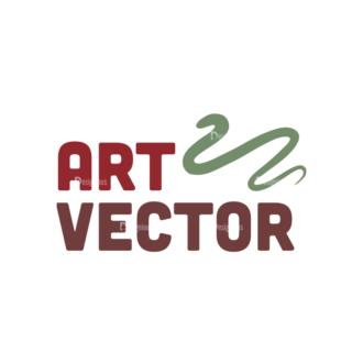 Art Vector Elements Vectorart Logo 01 Clip Art - SVG & PNG vector