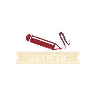 Art Vector Elements Vectorart Logo 05 Clip Art - SVG & PNG vector
