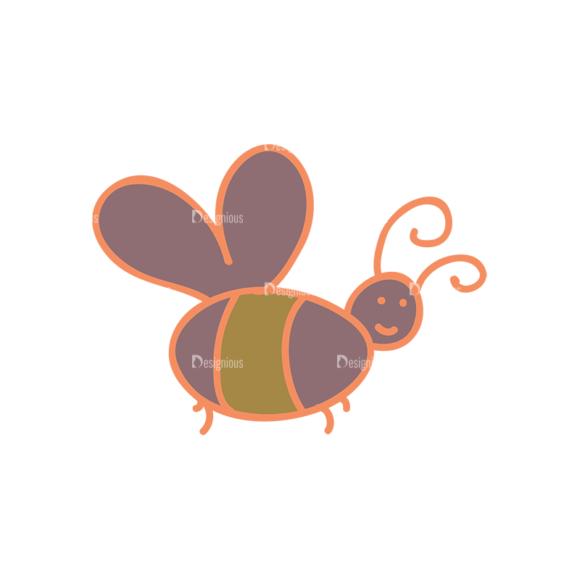 Artist Doodle Vector Set 2 Vector Bee 16 artist doodle vector set 2 vector bee 16