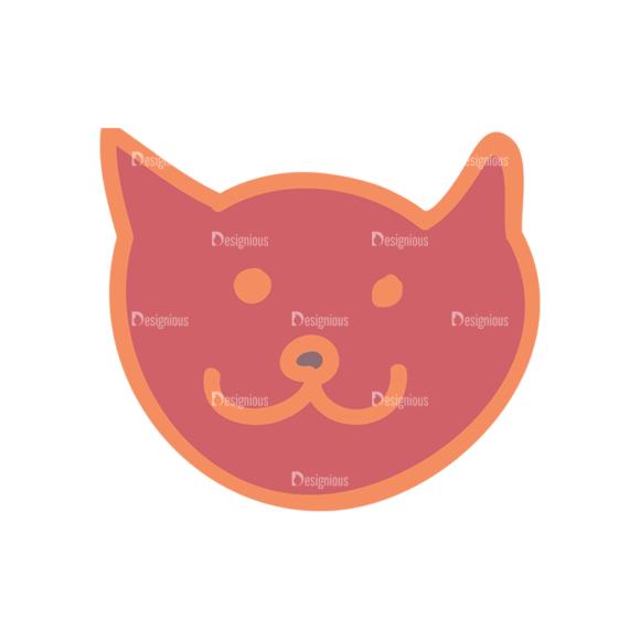 Artist Doodle Vector Set 2 Vector Cat 28 5