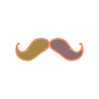 Artist Doodle Vector Set 2 Vector Mustache 58 Clip Art - SVG & PNG vector