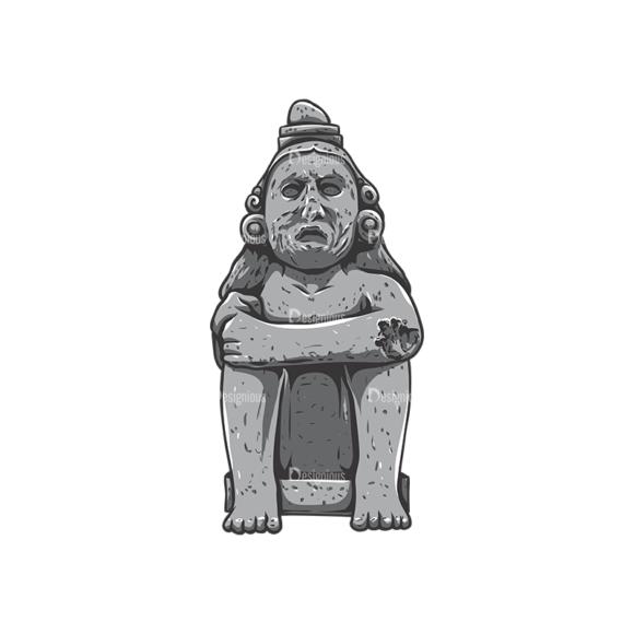 Aztec Vector 2 2 Clip Art - SVG & PNG vector