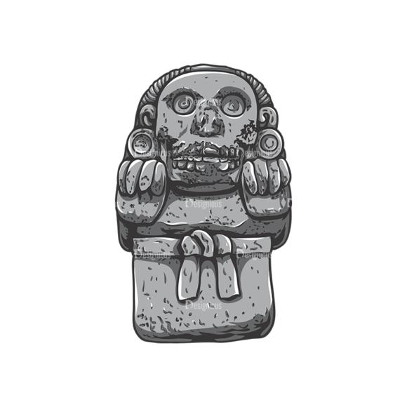 Aztec Vector 2 3 aztec vector 2 3 preview