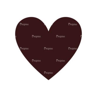 Baby Vector Elements Set 1 Vector Heart 11 Clip Art - SVG & PNG vector