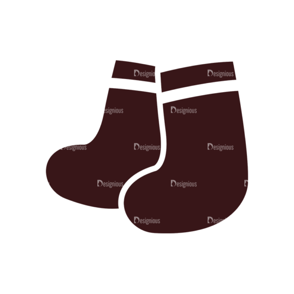 Baby Vector Elements Set 1 Vector Socks baby vector elements set 1 vector socks
