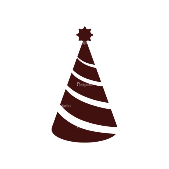 Birthday Vector Elements Set 1 Vector Birthday Hat 04 Clip Art - SVG & PNG vector