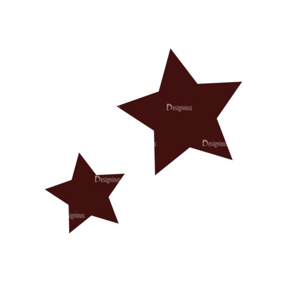 Birthday Vector Elements Set 1 Vector Star 06 birthday vector elements set 1 vector star 06