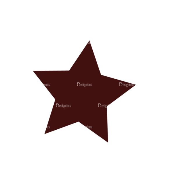 Birthday Vector Elements Set 1 Vector Star 14 Clip Art - SVG & PNG star
