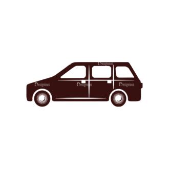 Cars Vector Elements Set 1 Vector Car 02 Clip Art - SVG & PNG vector