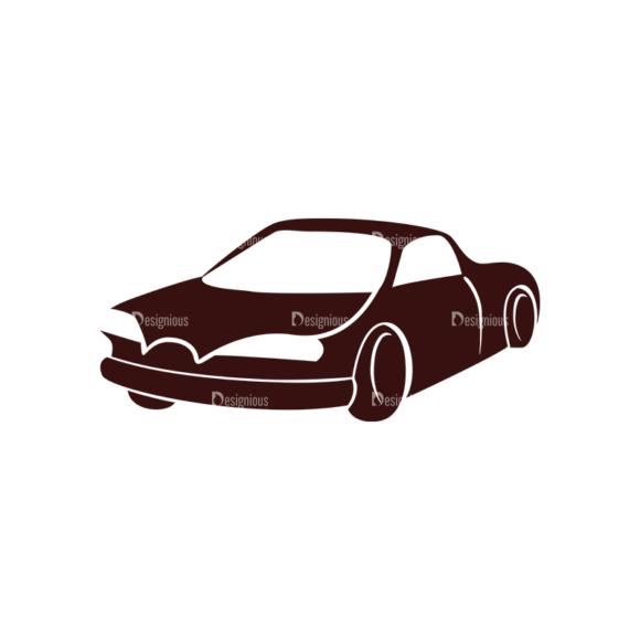 Cars Vector Elements Set 1 Vector Car 03 Clip Art - SVG & PNG vector
