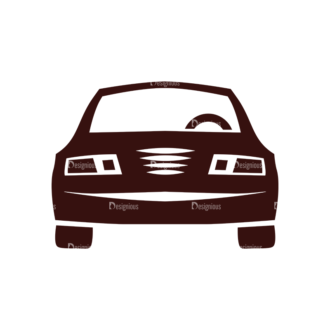 Cars Vector Elements Set 1 Vector Car 05 Clip Art - SVG & PNG vector