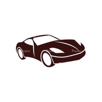 Cars Vector Elements Set 1 Vector Car 06 Clip Art - SVG & PNG vector