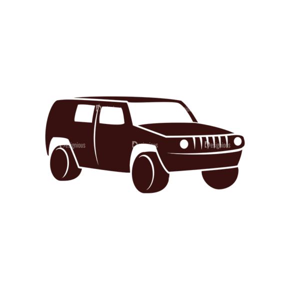 Cars Vector Elements Set 1 Vector Car 07 Clip Art - SVG & PNG vector