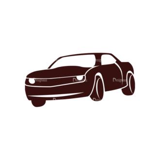 Cars Vector Elements Set 1 Vector Car 08 Clip Art - SVG & PNG vector