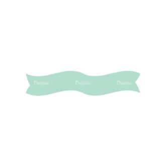Cartoon Characters Vector Set 5 Vector Ribbon Clip Art - SVG & PNG vector