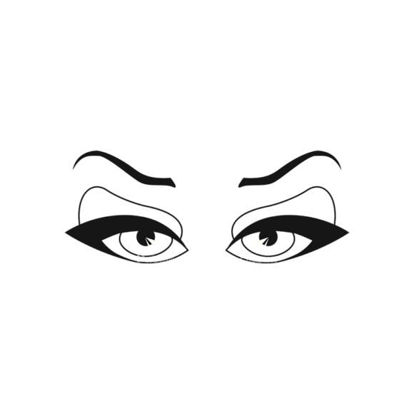 Cartoon Eyes Set 1 Vector Eyes 02 cartoon eyes set 1 vector eyes 02