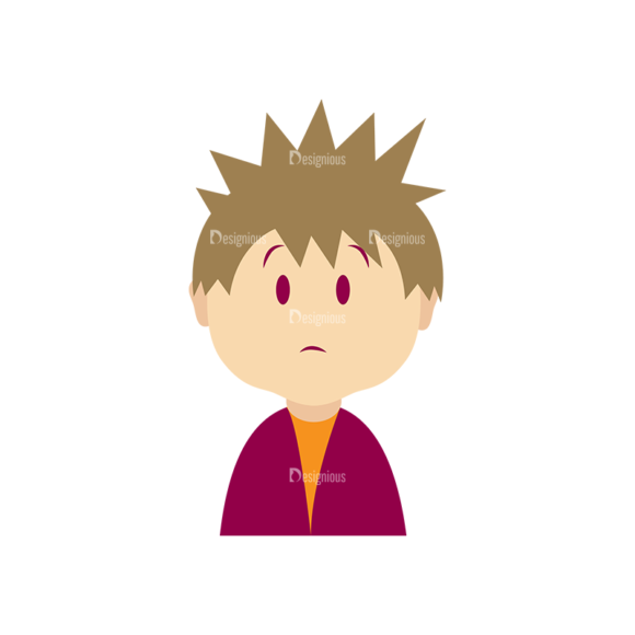 Characters Design Creation Kitt Vector Character 04 Clip Art - SVG & PNG vector