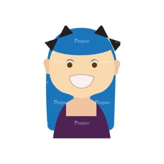 Characters Design Creation Kitt Vector Character 06 Clip Art - SVG & PNG vector