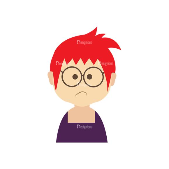 Characters Design Creation Kitt Vector Character 14 Clip Art - SVG & PNG vector