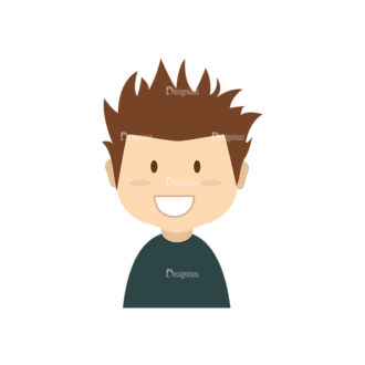 Characters Design Creation Kitt Vector Character 17 Clip Art - SVG & PNG vector