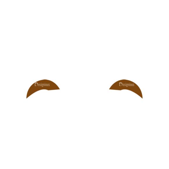 Characters Design Creation Kitt Vector Eyebrow 60 5