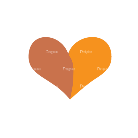 Characters Design Creation Kitt Vector Heart 5