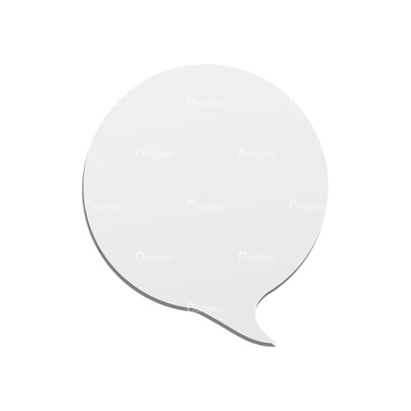 Chat Bubbles Vector Speech Bubble 15 Clip Art - SVG & PNG vector