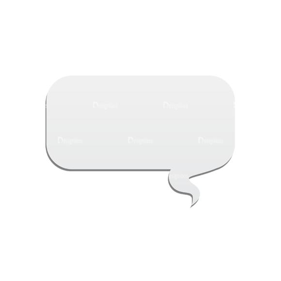 Chat Bubbles Vector Speech Bubble 32 Clip Art - SVG & PNG vector