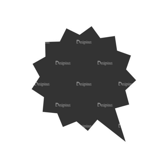 Chat Bubbles Vector Speech Bubble 45 Clip Art - SVG & PNG vector
