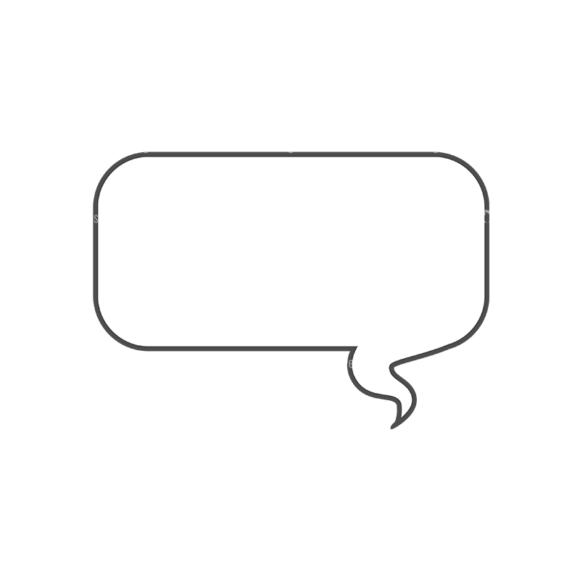 Chat Bubbles Vector Speech Bubble 48 Clip Art - SVG & PNG vector