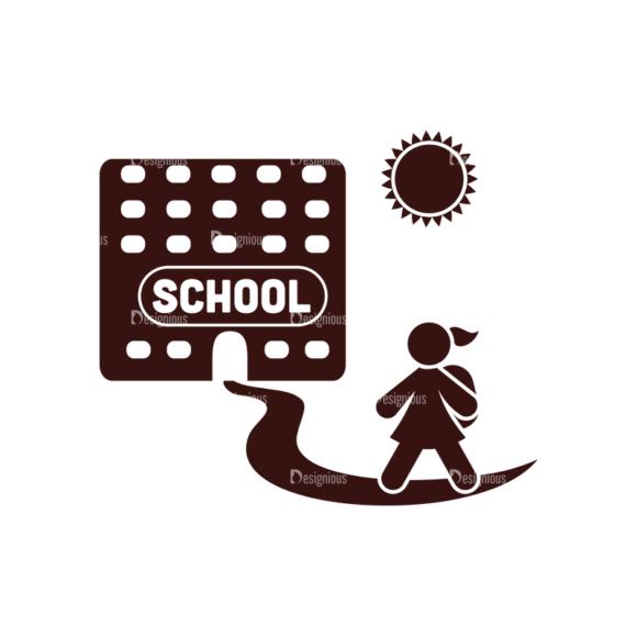 Children Pictogram Icons Vector Set 1 Vector  Child 05 children pictogram icons vector set 1 vector child 05
