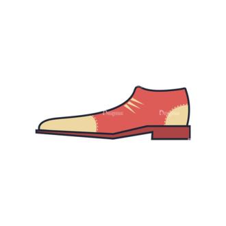 Clothes Vector Set 1 Vector Shoes Clip Art - SVG & PNG vector