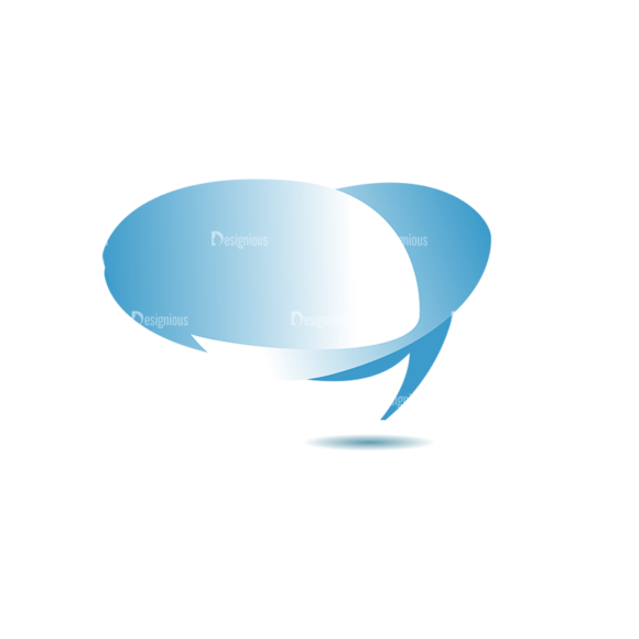 Colorful Speech Bubbles Vector Bubble Speech 05 Clip Art - SVG & PNG vector
