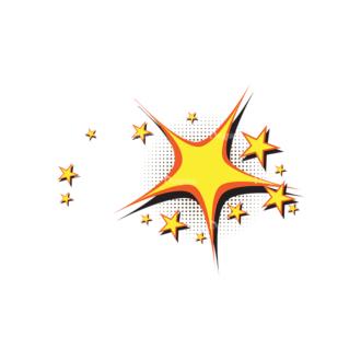 Comic Bubbles 1 Vector Text 06 Clip Art - SVG & PNG vector