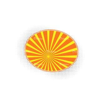 Comic Bubbles 1 Vector Text 18 Clip Art - SVG & PNG vector