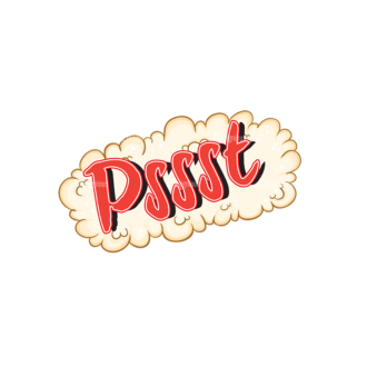 Comic Bubbles 1 Vector Text 37 Clip Art - SVG & PNG vector