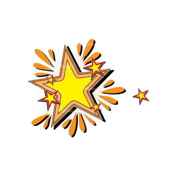 Comic Bubbles 2 Vector Comic Bubbles 03 Clip Art - SVG & PNG vector
