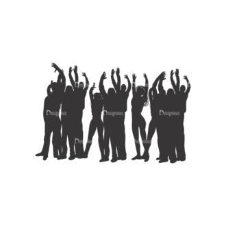 Concert Pack 1 Preview Clip Art - SVG & PNG vector