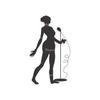 Concert Pack 12 Preview Clip Art - SVG & PNG vector