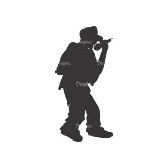 Concert Pack 14 Preview Clip Art - SVG & PNG vector