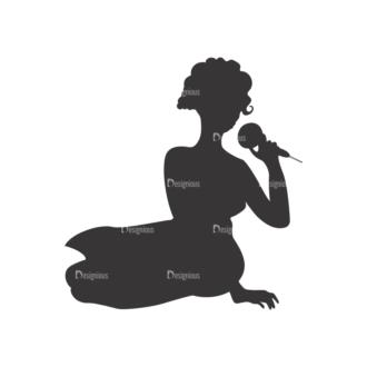 Concert Pack 15 Preview Clip Art - SVG & PNG vector