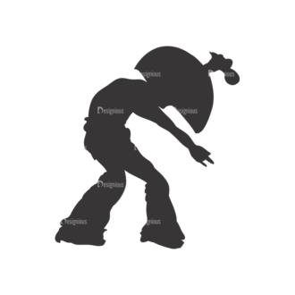 Concert Pack 2 Preview Clip Art - SVG & PNG vector