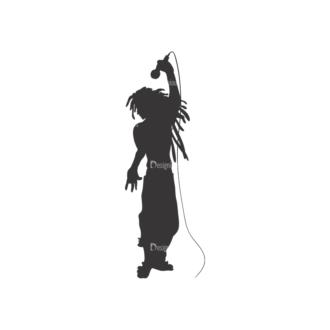 Concert Pack 4 Preview Clip Art - SVG & PNG vector