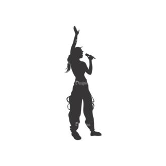 Concert Pack 6 Preview Clip Art - SVG & PNG vector