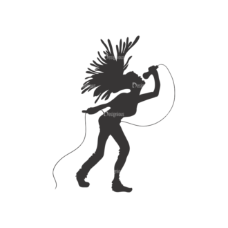 Concert Pack 8 Preview Clip Art - SVG & PNG vector
