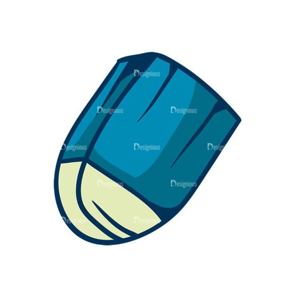 Creative Vector Set 1 Vector Eraser Clip Art - SVG & PNG vector