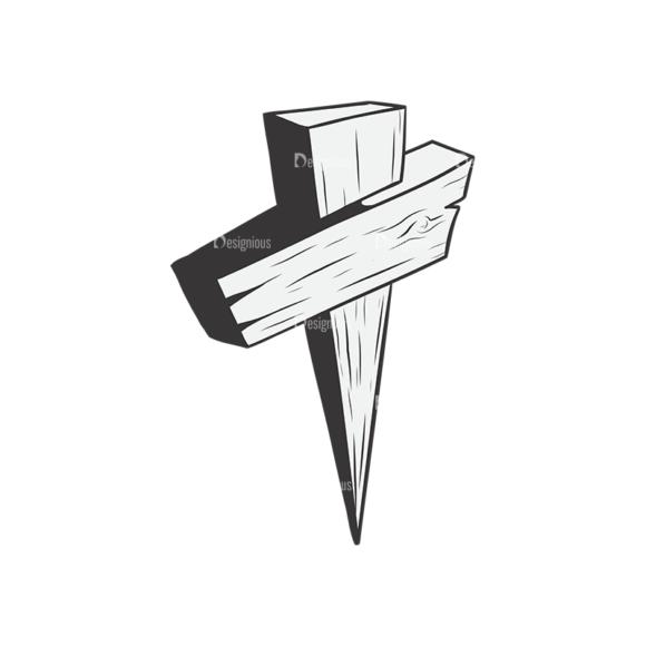 Crosses Vector 1 2 5