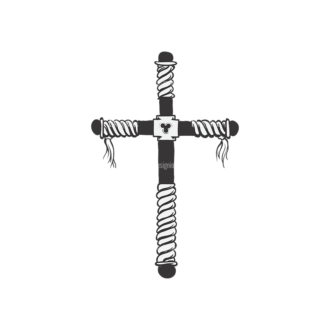 Crosses Vector 2 14 Clip Art - SVG & PNG vector